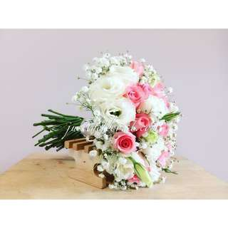 Wedding bouquet with delivery