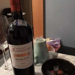 chateau mongravey margaux 2010 wine