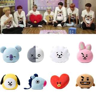 BT21 PLUSH TOY