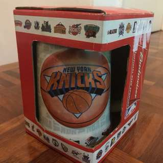 NBA - Budweiser - New York Knicks Mug