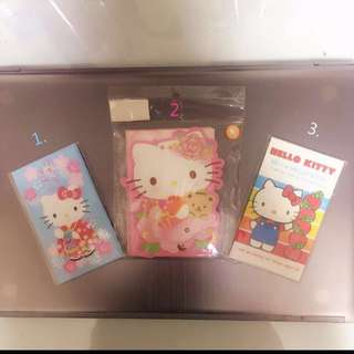 FROM Japan: Hello Kitty Ang Bao (红包) Hong Bao
