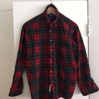 Pendleton tartan shirt