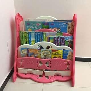Kids /children bookshelf