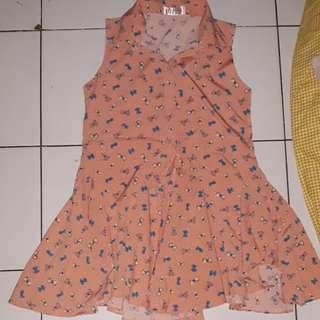 #cintadiskon Mini dress thailand