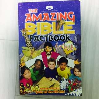 Bible children book
