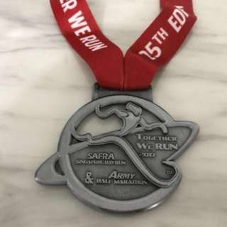Choose 5 items for $15: AHM Finisher Medal