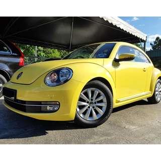Volkswgen Beetle 1.2 (A) 2013