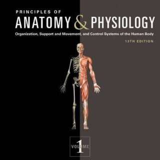 Principles of Anatomy and Physiology by Tortora and Derrickson