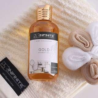 Shower Gel - Perfume Flavour - Gold