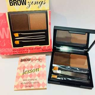 Benefit brow zings medium