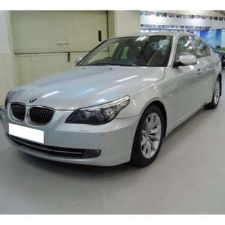 2007 BMW 530iA Facelift