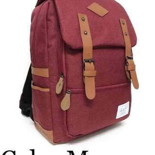 Herschel bag with laptop case inside size : 16 inches