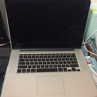 """Macbook Pro 15"""" retina mid-2012 i7"""
