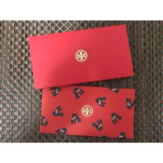 Tory Burch red packets / Ang Bao