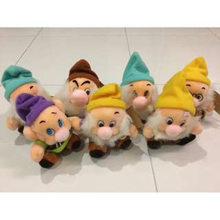 Vintage Seven Dwarves 30 years