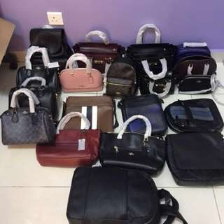 (2/2/18) Original Coach Handbag Sling Bag Messenger bag backpack laptop bag traveller bag wallet purse pouch money clutch kate Spade Guess bonia Furla Michael Kors seller