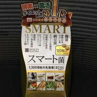 SVELTY SMART 瘦身菌 (120 粒裝)