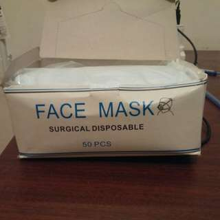 Surgical mask 口罩