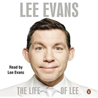 Lee Evans The Life of Lee Thick Cover Book