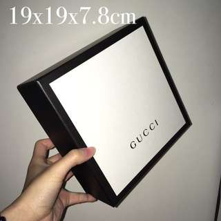 Gucci盒