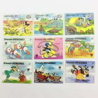 Disney's Stamps - Mickey