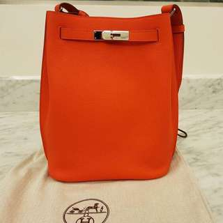 Hermes So Kelly Size 22 (100% Authentic)