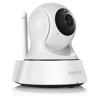 Home Security IP Camera Wi-Fi Wireless Mini Network Camera Surveillance Wifi 720P Night Vision CCTV Camera Baby Monitor