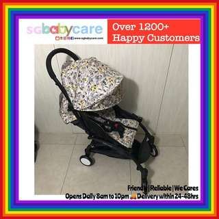 FREE DELIVERY Compact Lightweight Travel Cabin Stroller - Disney 2