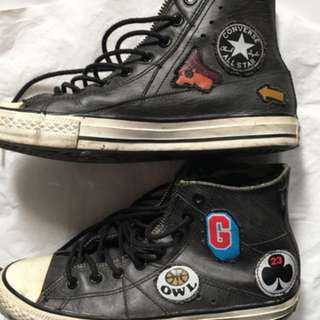 Preloved Converse Chuck Taylor X Gorillaz