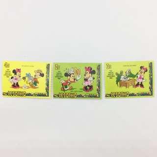 Disney's Stamps - Mickey & Minnie