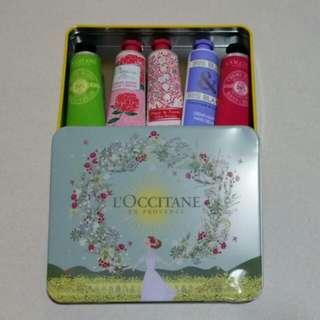 L'occitane Gift Set Hand Cream