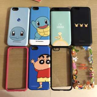 iphone 6/6s Phone case (used/new)