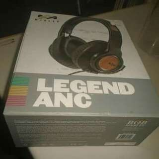 House of Marley Legend ANC Over-Ear Headphones