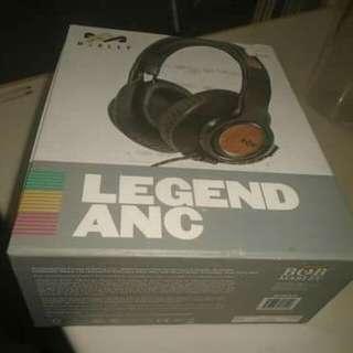 House of Marley Legend ANC Over-Ear Headphones