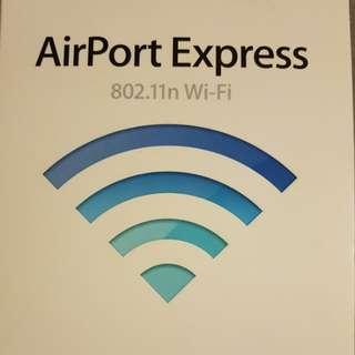 Apple Airport Express 802.11n Wi-Fi
