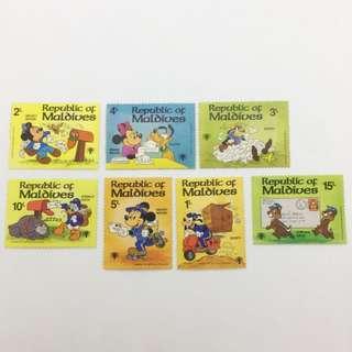 Disney's Stamps