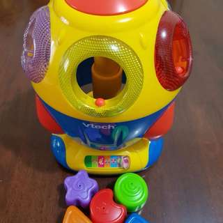 Vtech Sort and Soar, Musical Space Toy (with lights and sounds)