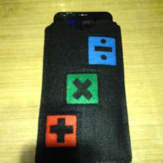 Ed Sheeran mobile.pouch