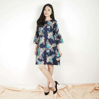 riana flower dress