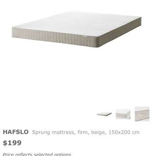 ikea boxspring 120x200 good sng x ikea sultan sturefors sng u sovrum malm with ikea boxspring. Black Bedroom Furniture Sets. Home Design Ideas