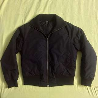 Uniqlo Bomber Jacket sz M fit to S