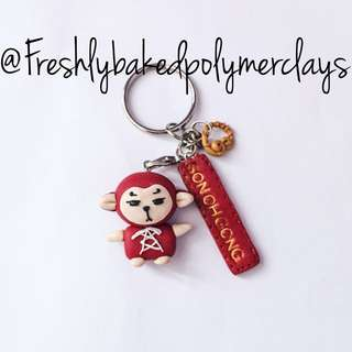 SON OH GONG KEYCHAIN