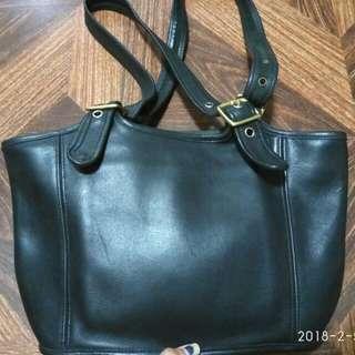 Coach vintage hand bag original