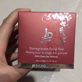 Jericho Pomegranate Facial Peel (Net Wt 50 gms)