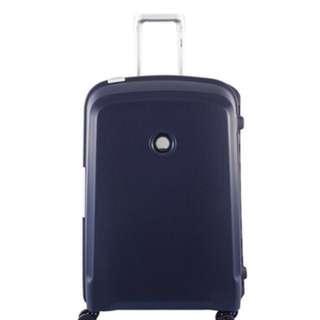 Delsey Belfort 70cm Luggage in Dark Blue