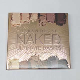 Urban Decay Naked Ultimate Basics Eyeshadow Palette 眼影盤