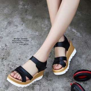 Wedge sandals size : 36-40