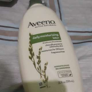 Aveeno Daily Moisturizing Lotion 591 ml