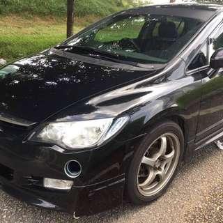 Honda Civic FD2.0M