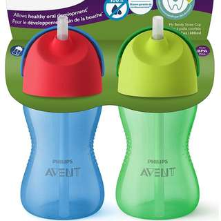 Philips Avent My Bendy Straw Cup, 10oz